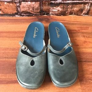 Clarks Shoes - Clark's Slip On Clogs